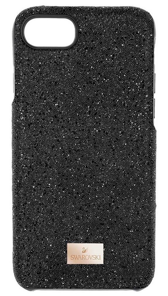 Swarovski Telefoonhoes met Bumper 'High' Black iPhone 6, 6S en 7 5353239