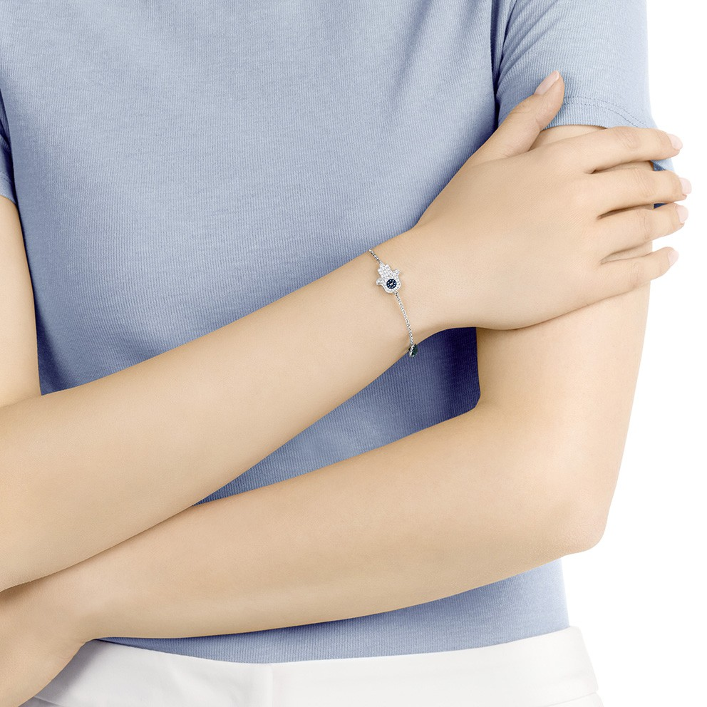 Swarovski Armband Remix Boundless Hamsa 17,5 cm 5365759