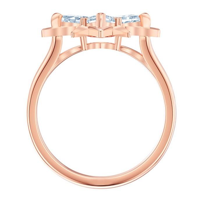 Swarovski 5513217 Ring Symbolic rosekleurig Maat 58