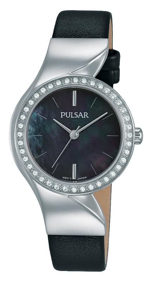 Pulsar PH8267X1 Dameshorloge met kristallen