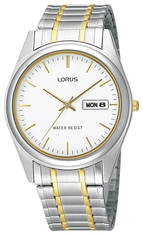 Lorus RXN99AX9 heren horloge