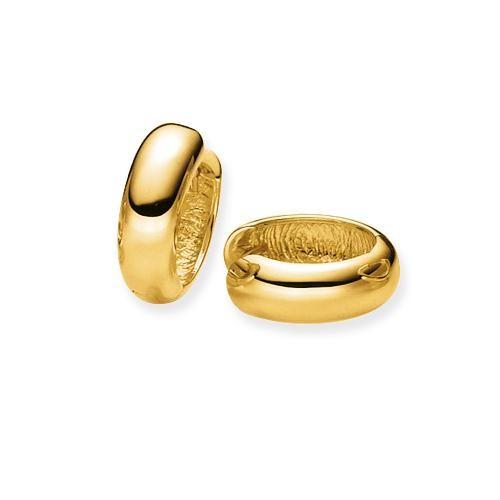 Glow Gouden Oorbellen Klapcreolen 207.5102.16