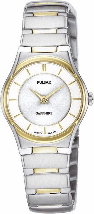 Pulsar Dameshorloge Staal Bicolor PTA246X1