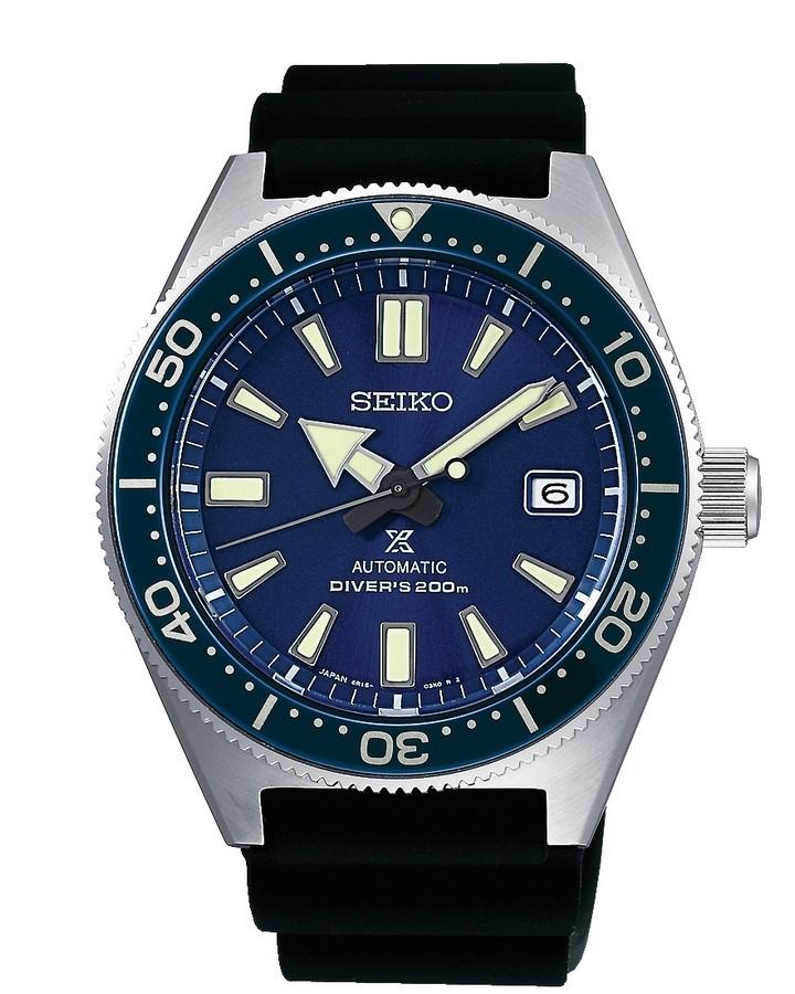 Seiko Prospex Horloge Prospex Heren Analoog Zwart SPB053J1