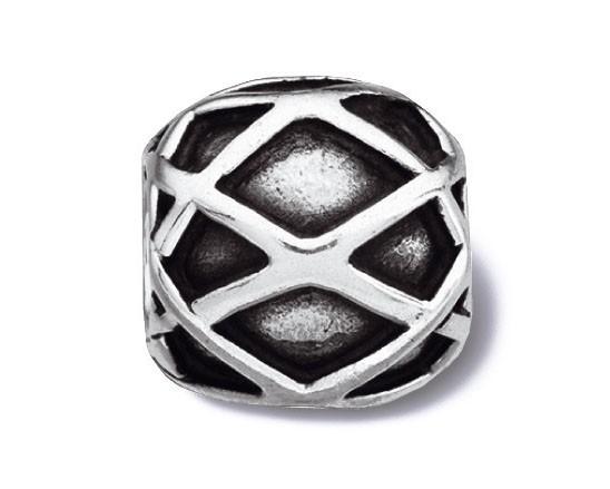 Pandora Bedel 'Web' Zilver 790165 uit coll