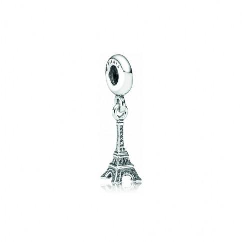 Pandora Hangbedel zilver 'Eiffeltoren' 791082