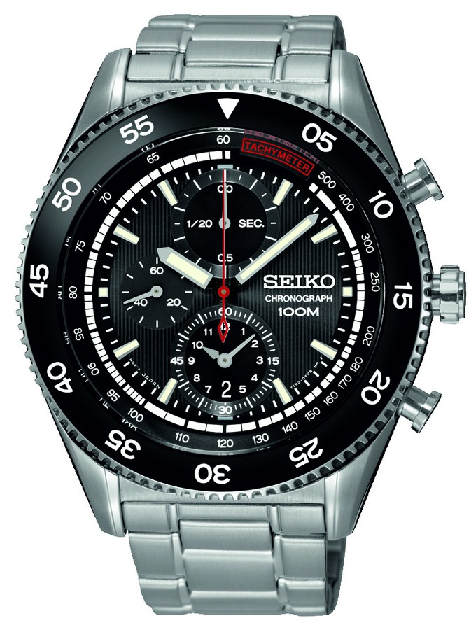 Seiko SNDG57P1 Chronograaf horloge