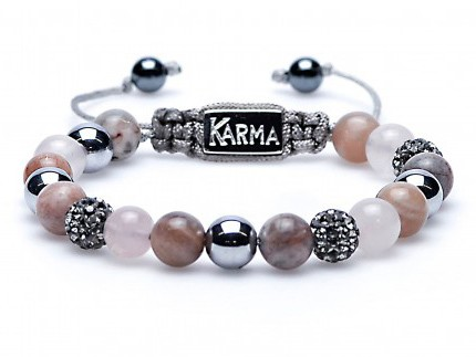 Karma Armband Spiral Addicted to you M 85151