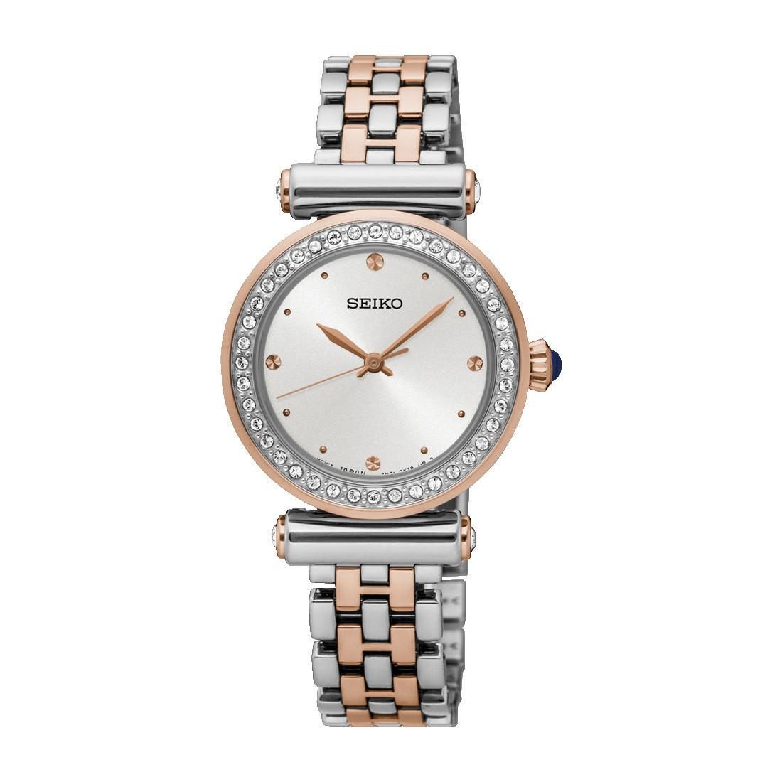 Seiko SRZ466P1 Dames quartz horloge