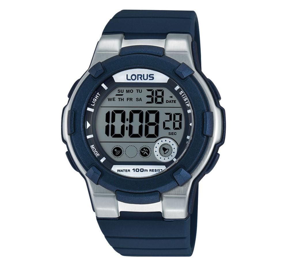 Lorus R2355KX9 Heren Digitaal horloge