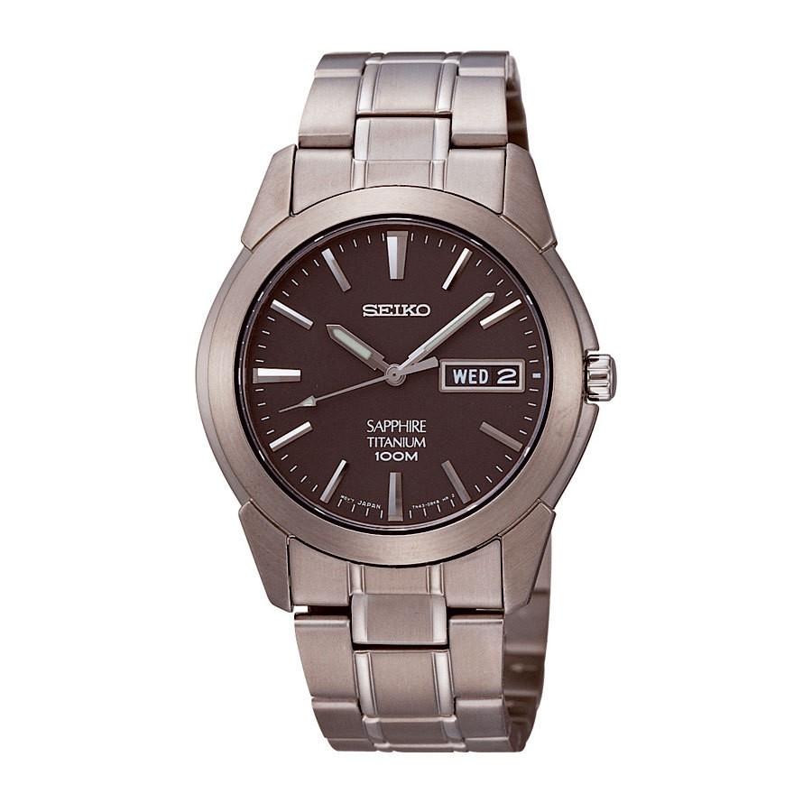 Seiko SGG731P1 horloge