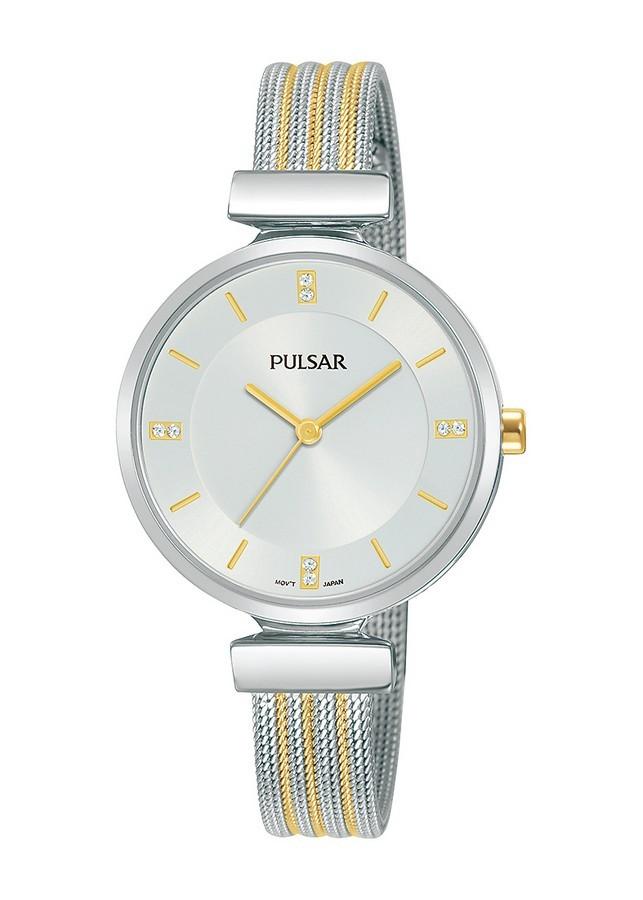 Pulsar dameshorloge Quartz Analoog 30 mm PH8469X1