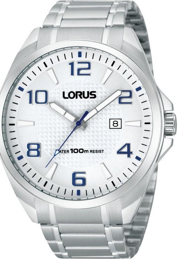 Lorus Herenhorloge Staal RH971CX9
