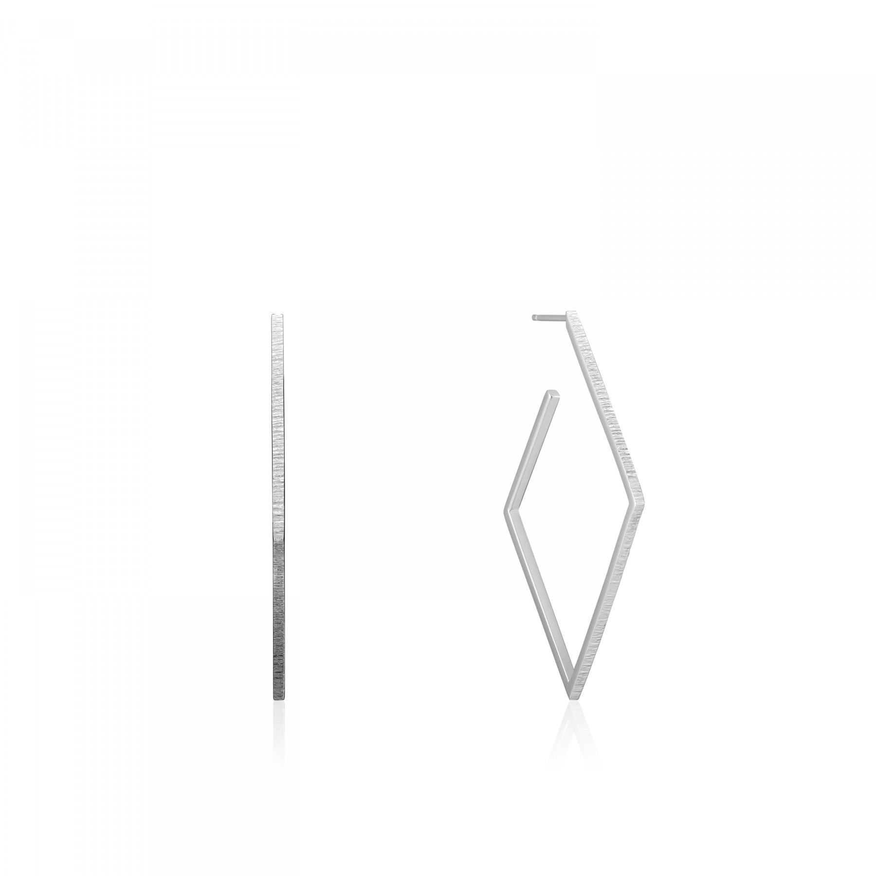 Ania Haie E023-22H oorbellen Zilver Zilverkleurig