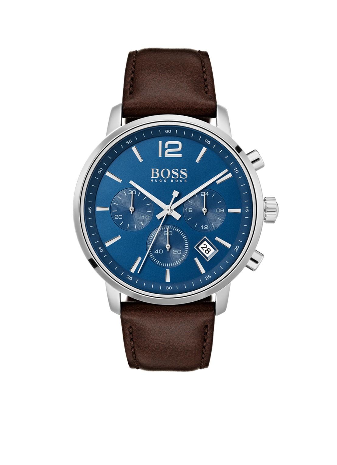 Hugo Boss HB1513606 Attitude Polshorloge chrono 42 mm