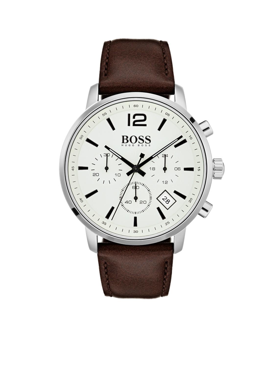 Hugo Boss HB1513609 Attitude Herenhorloge chrono 42 mm