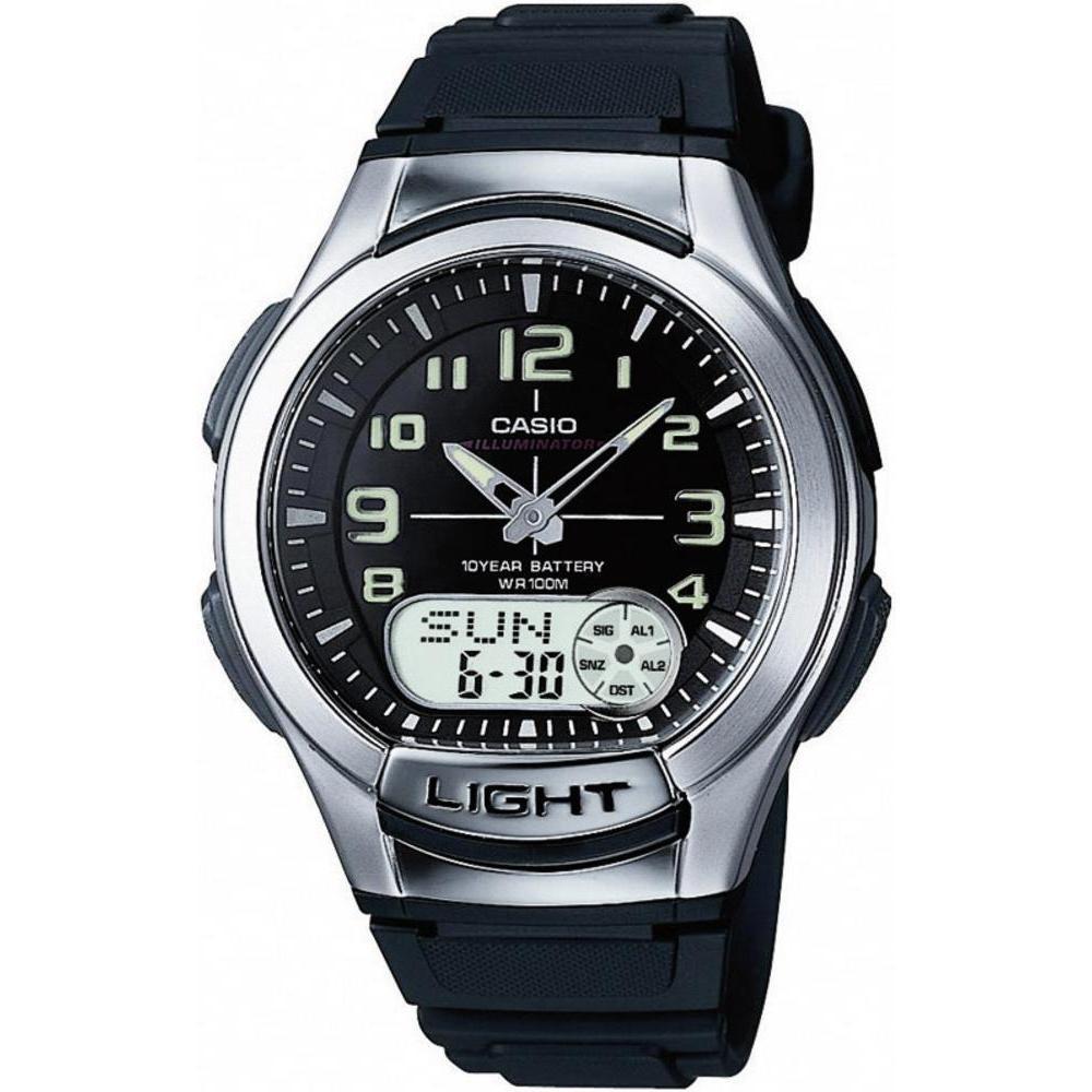 Casio Horloge Analoog-Digitaal AQ-180W-1BVES