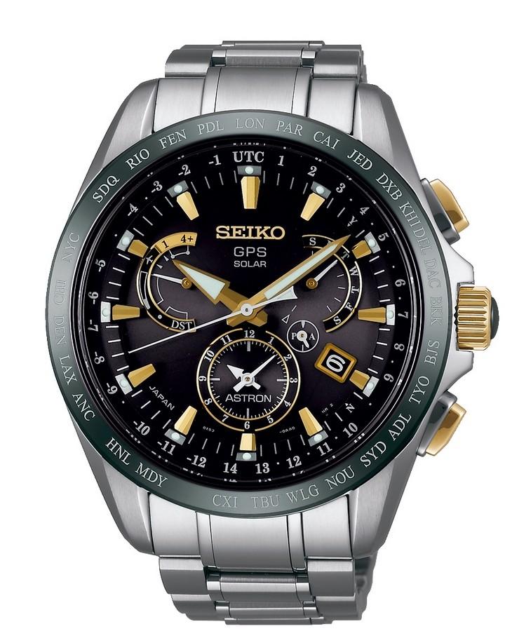 Seiko Herenhorloge Astron Duo Timer SSE073J1