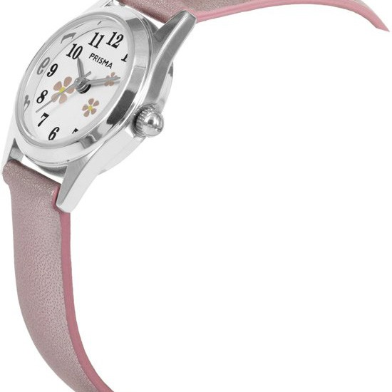 Coolwatch CW.152 kinderhorloge 'Little Flower' roze-1