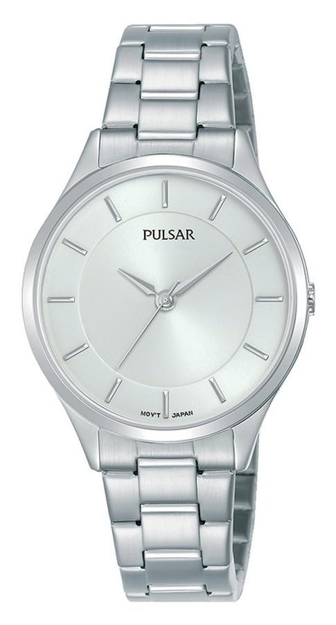 Pulsar dameshorloge Quartz Analoog 30 mm PH8429X1