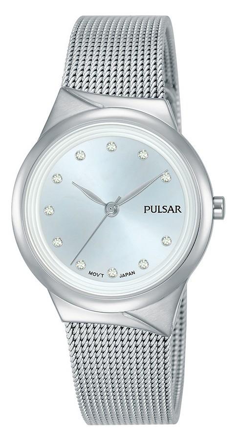 Pulsar dameshorloge Quartz Analoog 30 mm PH8439X1