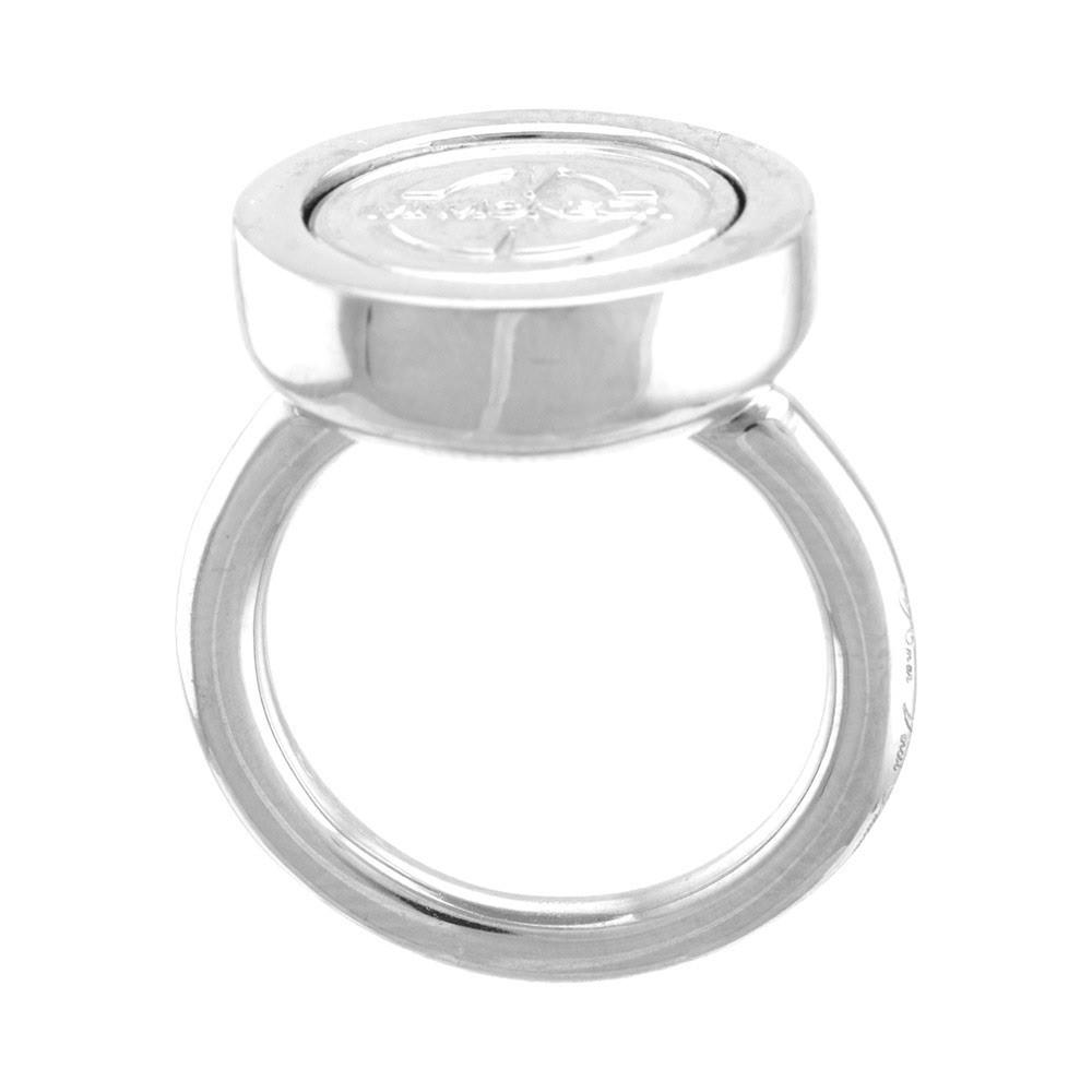 Mi Moneda RIN-CAR-01 Ring Carpe diem Silver Maat 50 is 16mm