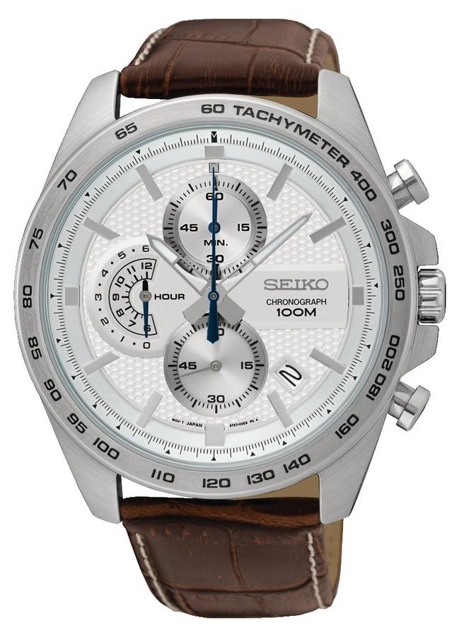 Seiko SSB263P1 Heren quartz horloge
