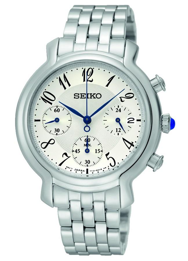 Seiko SRW875P1 Dames horloge