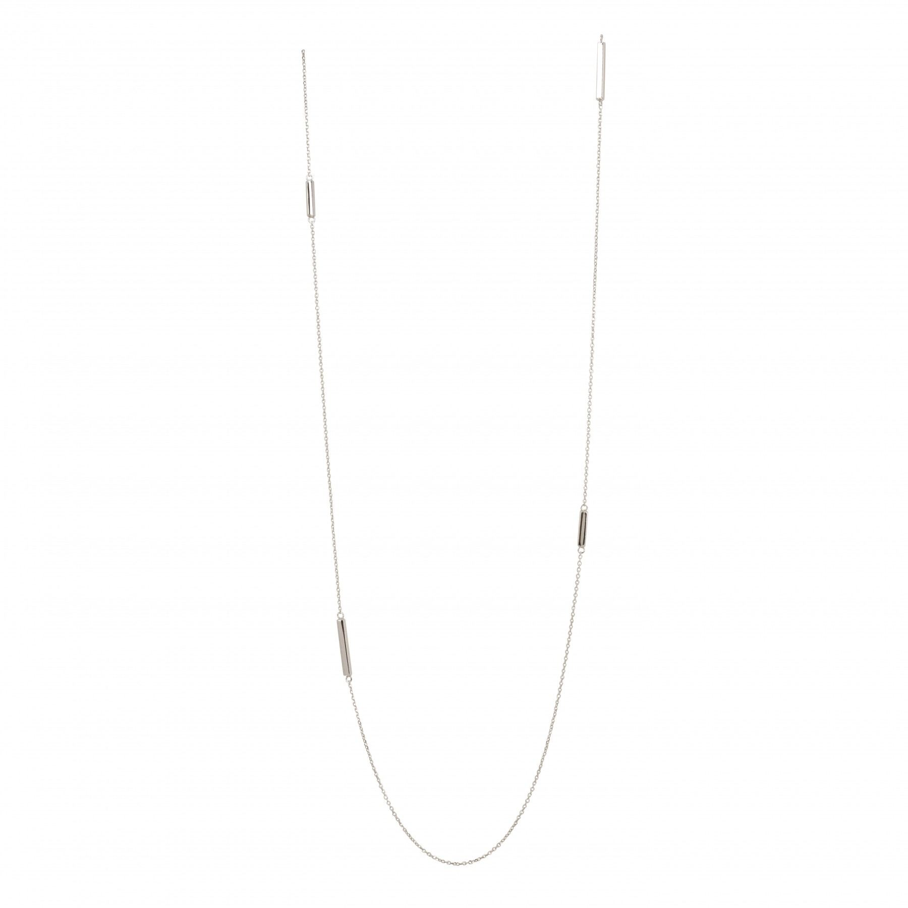 Love Notes  Ketting 'City' zilver 87 cm 102.0573.87