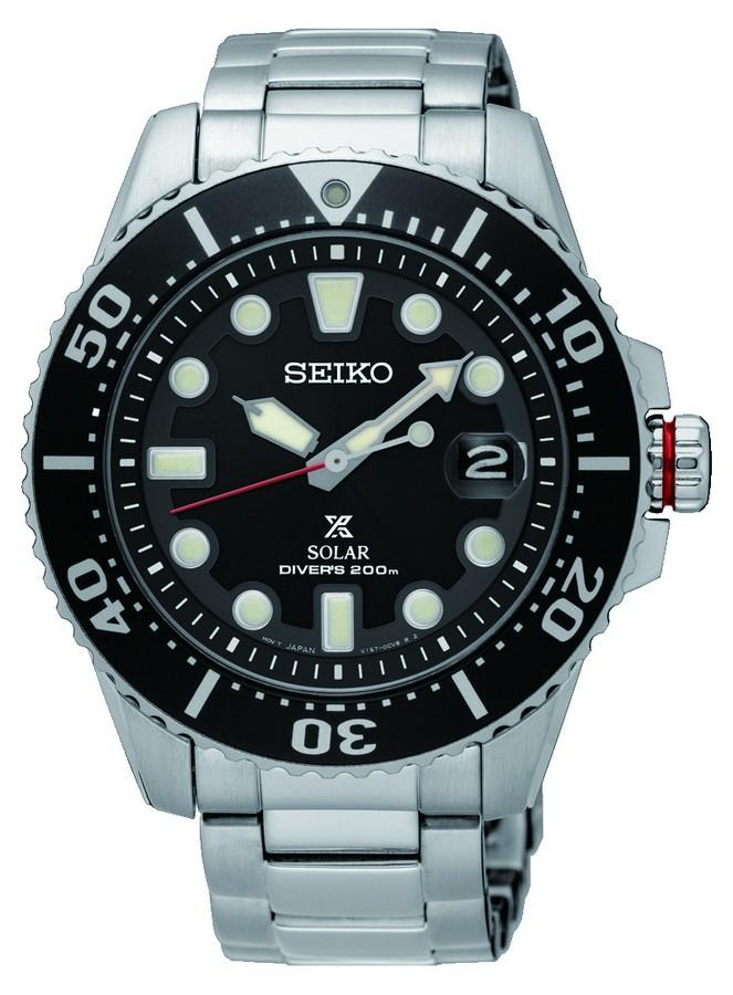 Seiko Herenhorloge Prospex Solar SNE437P1
