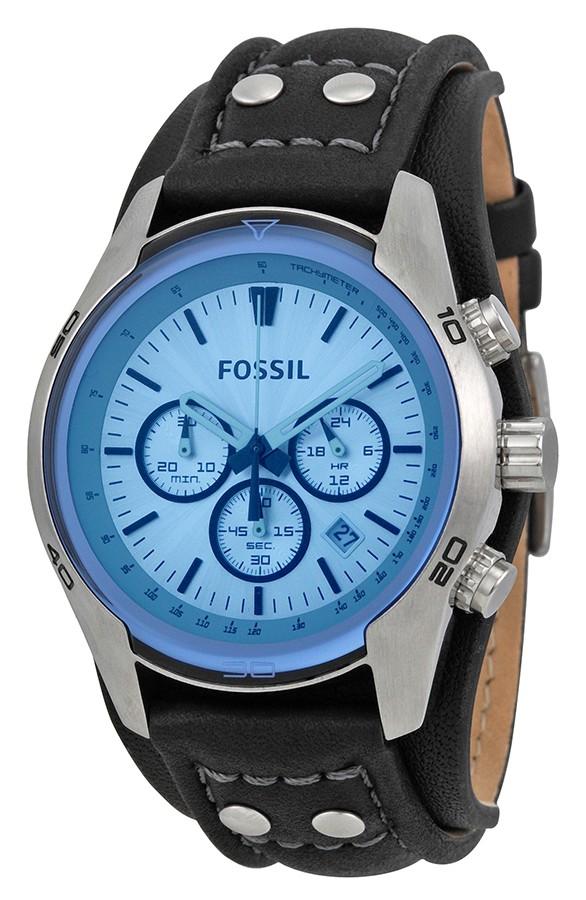 Fossil CH2564 Coachman horloge