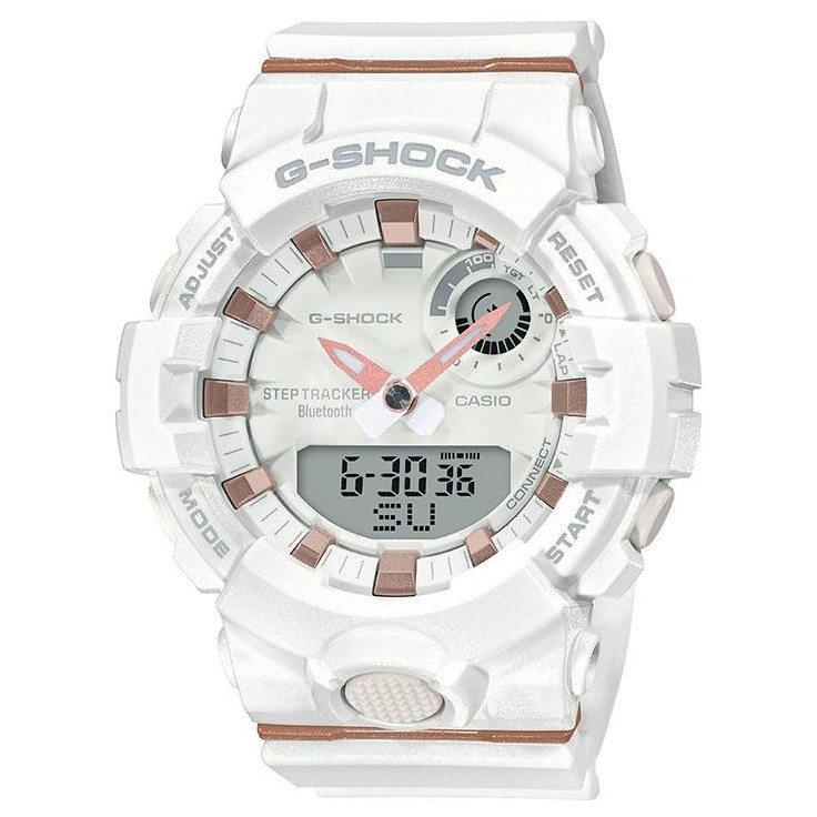 Casio G-Shock GMA-B800-7AER Bluetooth Steptracker 45 mm