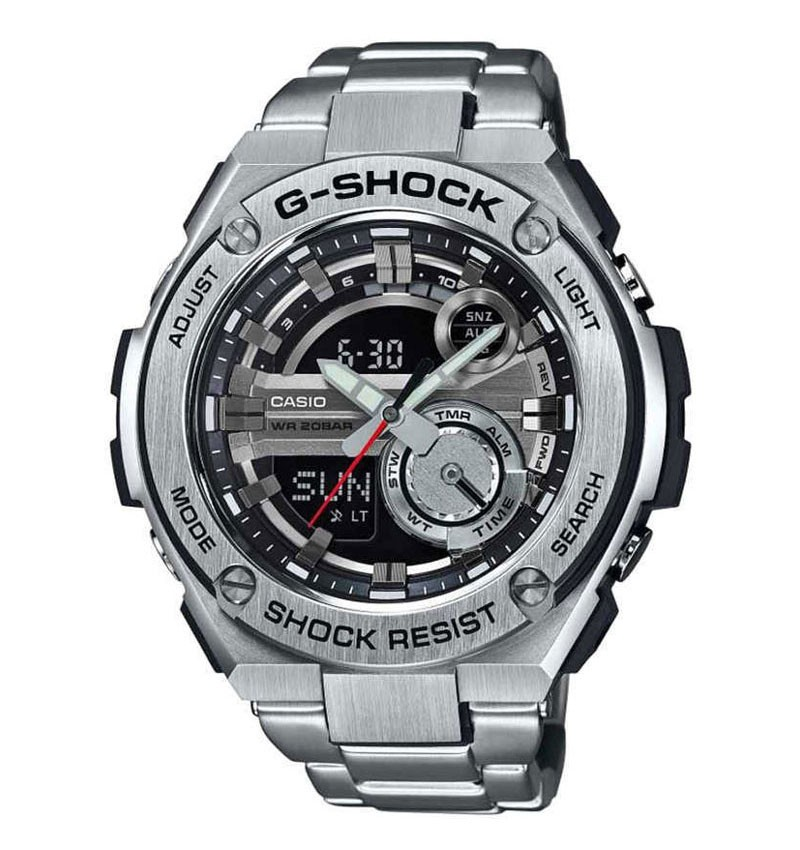 Casio G-Shock Steel GST-210D-1AER