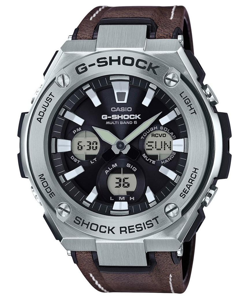 Casio G-Shock Steel Premium GST-W130l-1AER