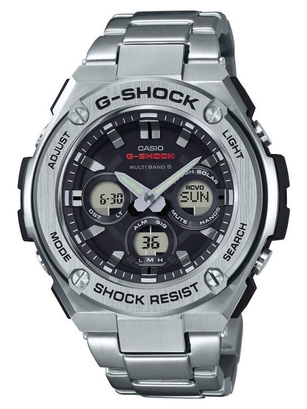 Casio G-Shock Steel GST-W310D-1AER