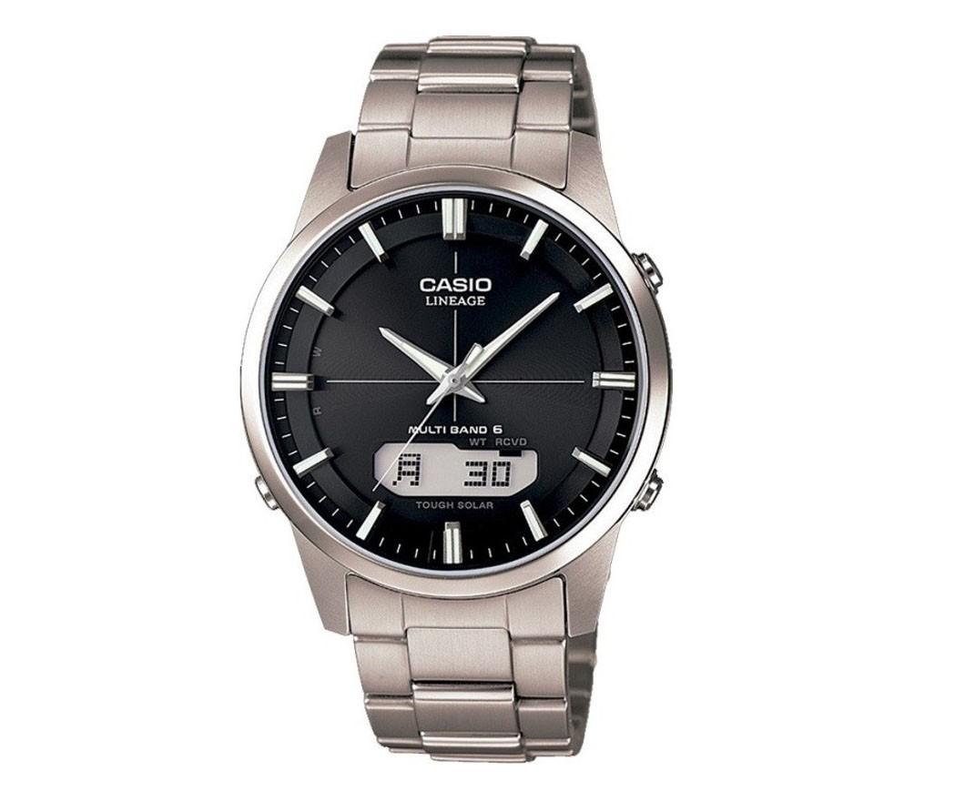 Casio Zendergestuurd, Chronograaf & Solar LCW-M170TD-1AER