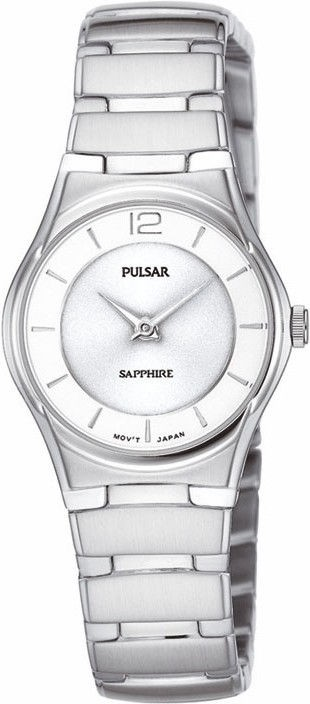 Pulsar Dameshorloge Zilverkleurig PTA243X1