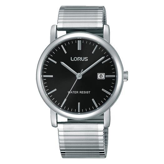 Lorus Herenhorloge Rekband Zilverkleurig RG857CX9