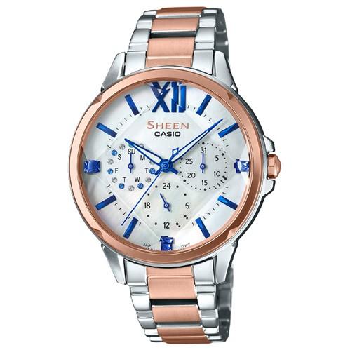 Casio Sheen SHE-3056SPG-7AUER Horloge 42,2 mm