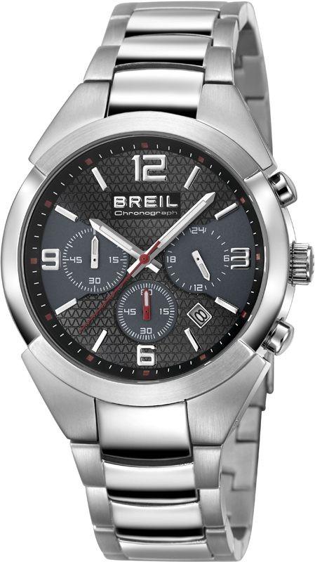Breil Time Herenhorloge Gap Gent Chronograaf TW1275
