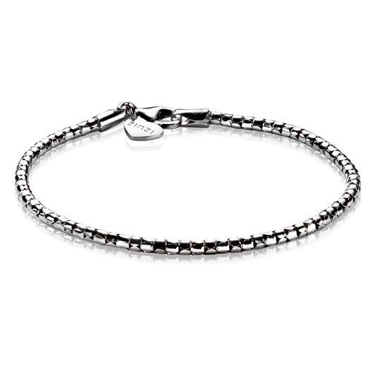Zinzi Armband zilver 19 cm ZIA 1129