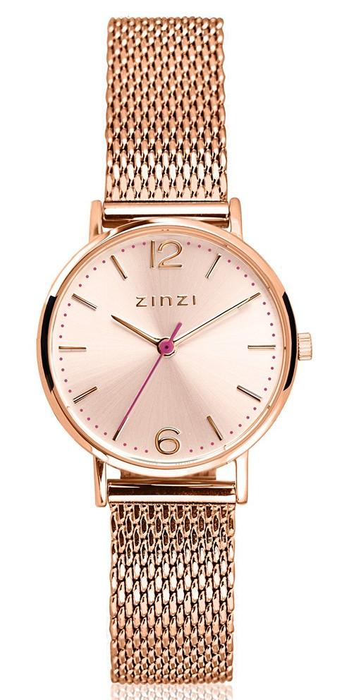 Zinzi horloge Lady + Gratis Armband ZIW605M