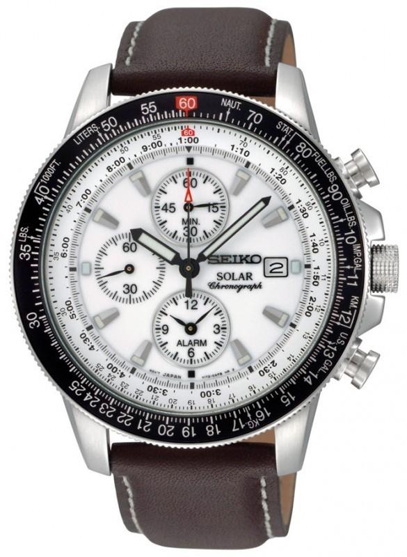 Seiko SSC013P1 Prospex Sky horloge