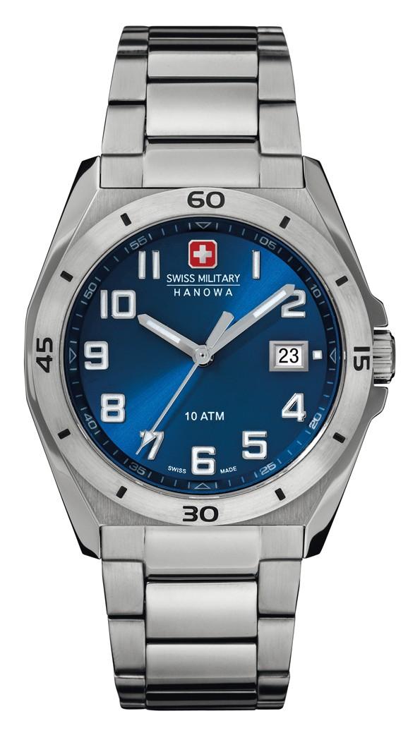 Swiss Military Hanowa Horloge Guardian Steel 06-5190.04.003