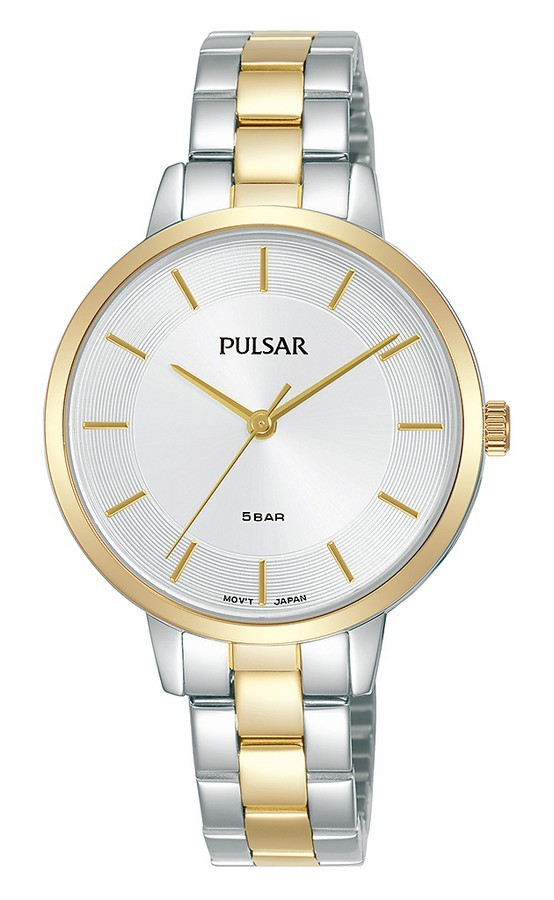 Pulsar dameshorloge Quartz Analoog 32 mm PH8476X1