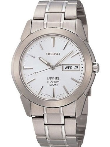Seiko SGG727P1 horloge