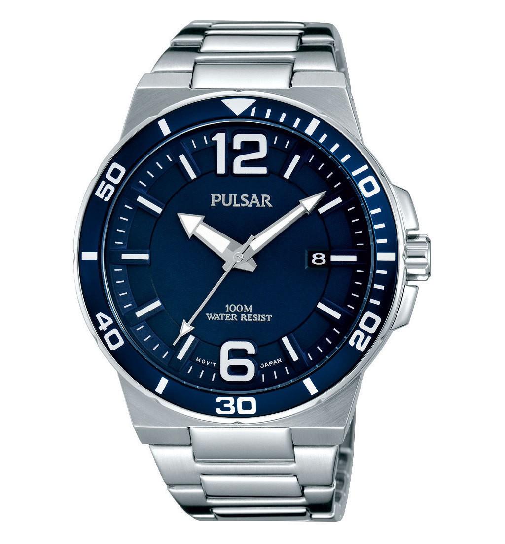 Pulsar PS9399X1 Heren horloge