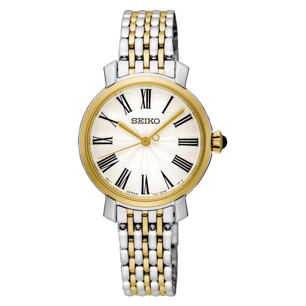 Seiko SRZ496P1 Dames quartz horloge