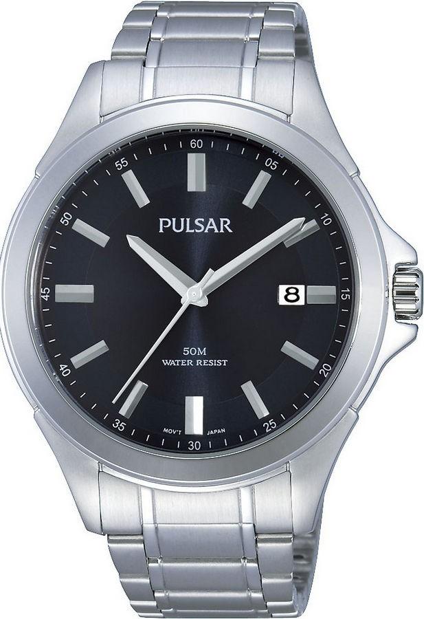 Pulsar Herenhorloge Staal PS9307X1