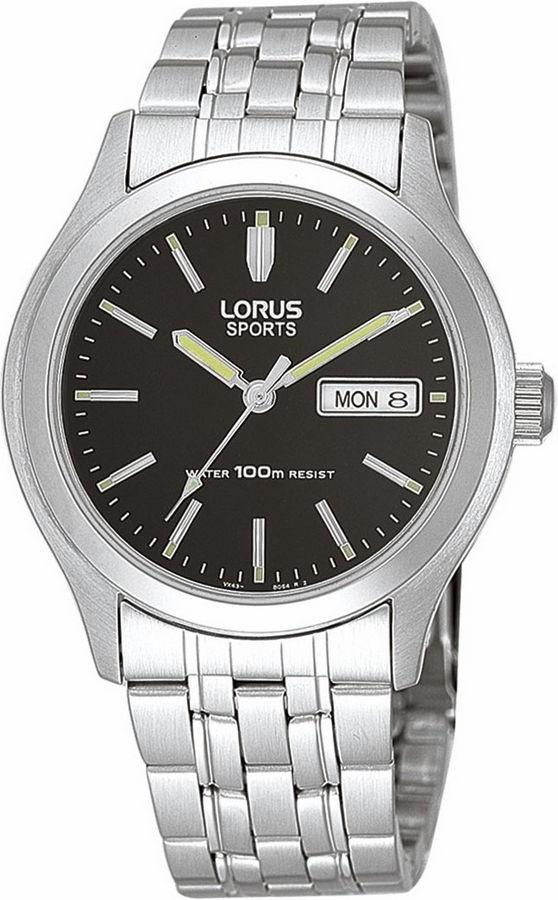 Lorus Herenhorloge Staal RXN81AX9